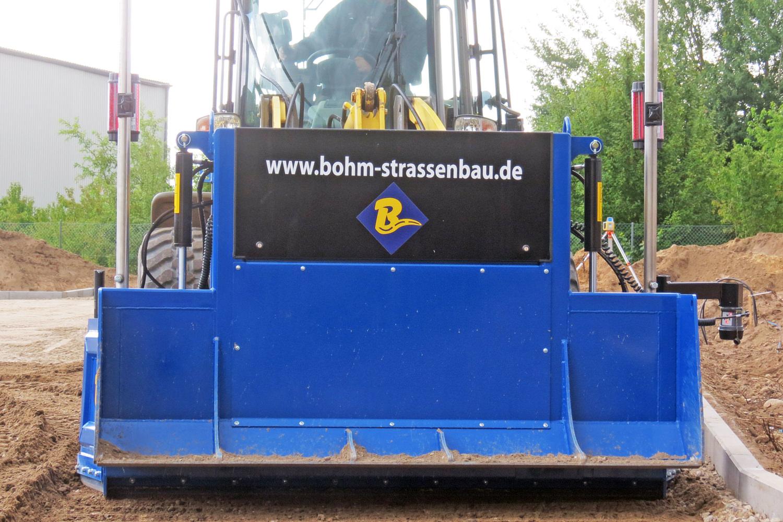Erdbauarbeiten von Bohm Strassenbau in Bleckede